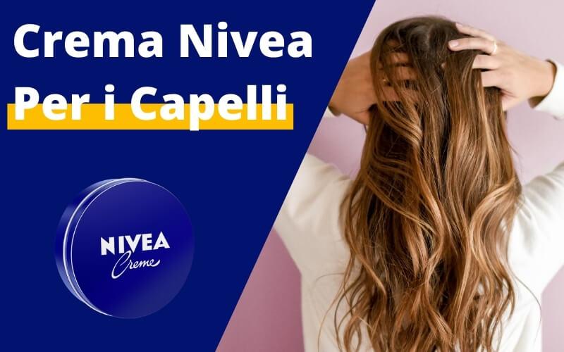 Crema Nivea per i capelli