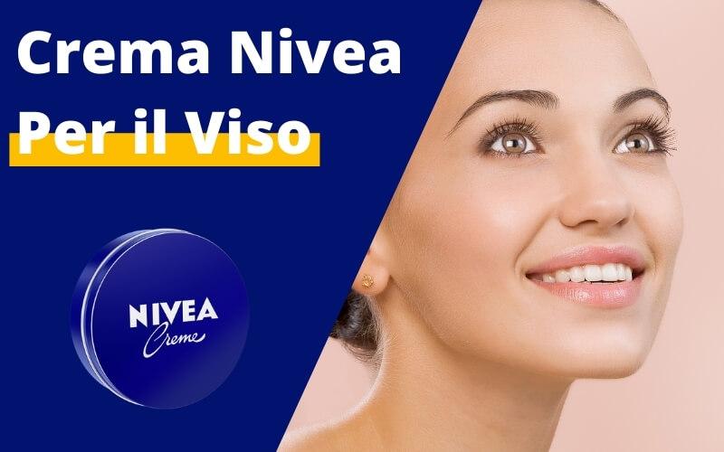 2. Crema Nivea per il viso