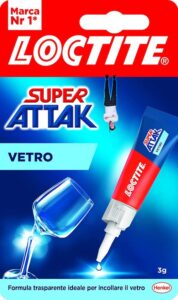 Loctite Super Attak Vetro