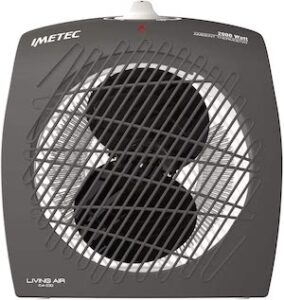 Imetec Living Air C4-100 termoventilatore