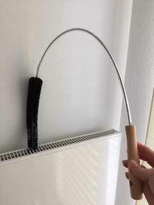 Spazzola per la pulizia del radiatore