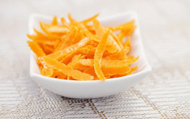 tisana arancio amaro