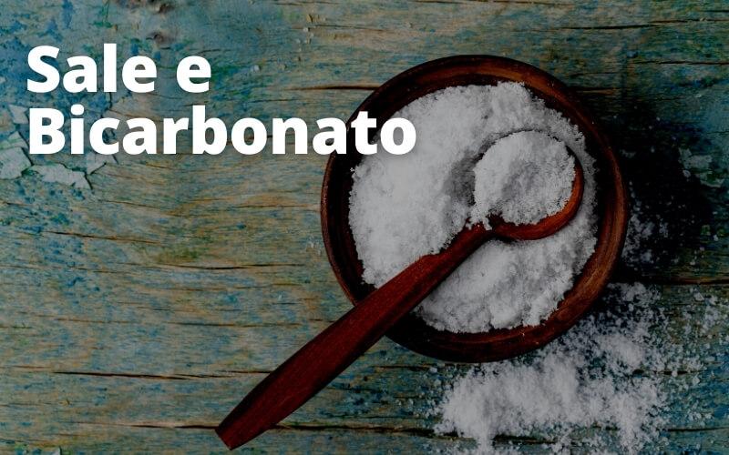 Sale e bicarbonato