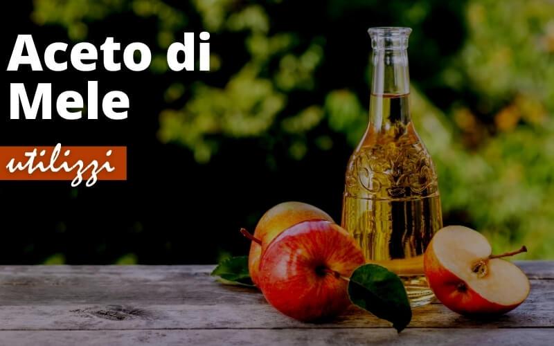 come usare l'aceto di mele