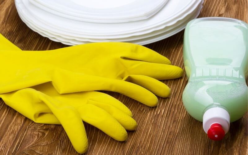 Detersivo per i piatti