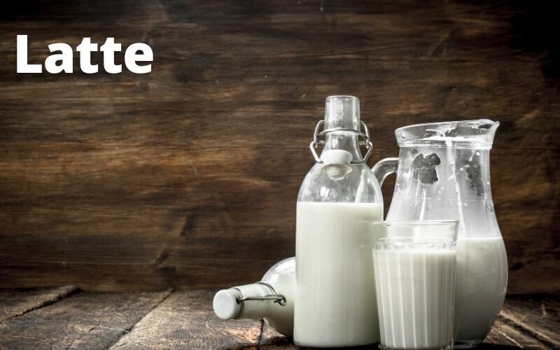 Smacchiare con il latte