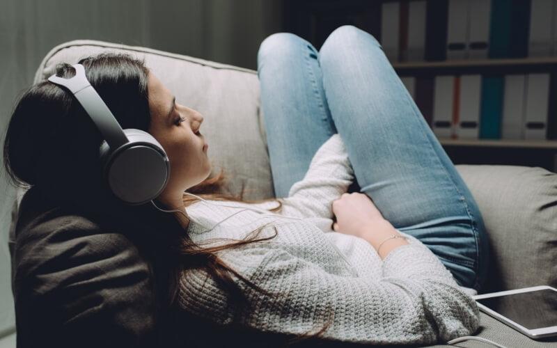 Ascoltare Musica Rassicurante