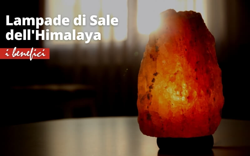 benefici lampada sale