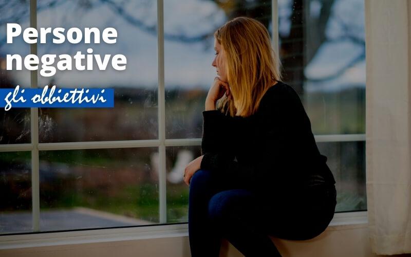 come riconoscere una persona negativa