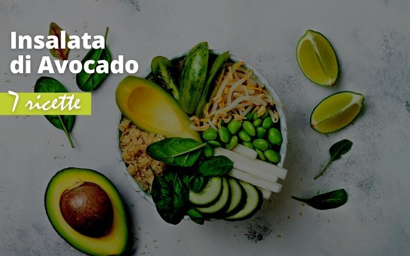 ricette di insalate con avocado