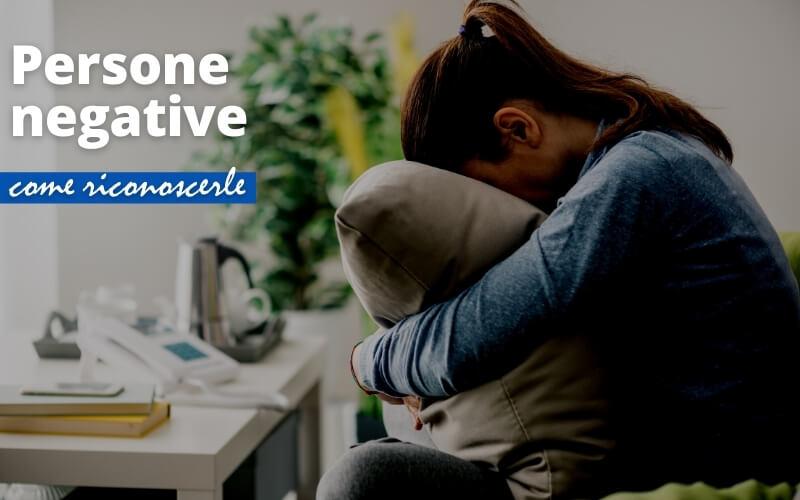 Qual è l'obiettivo della persona negativa?