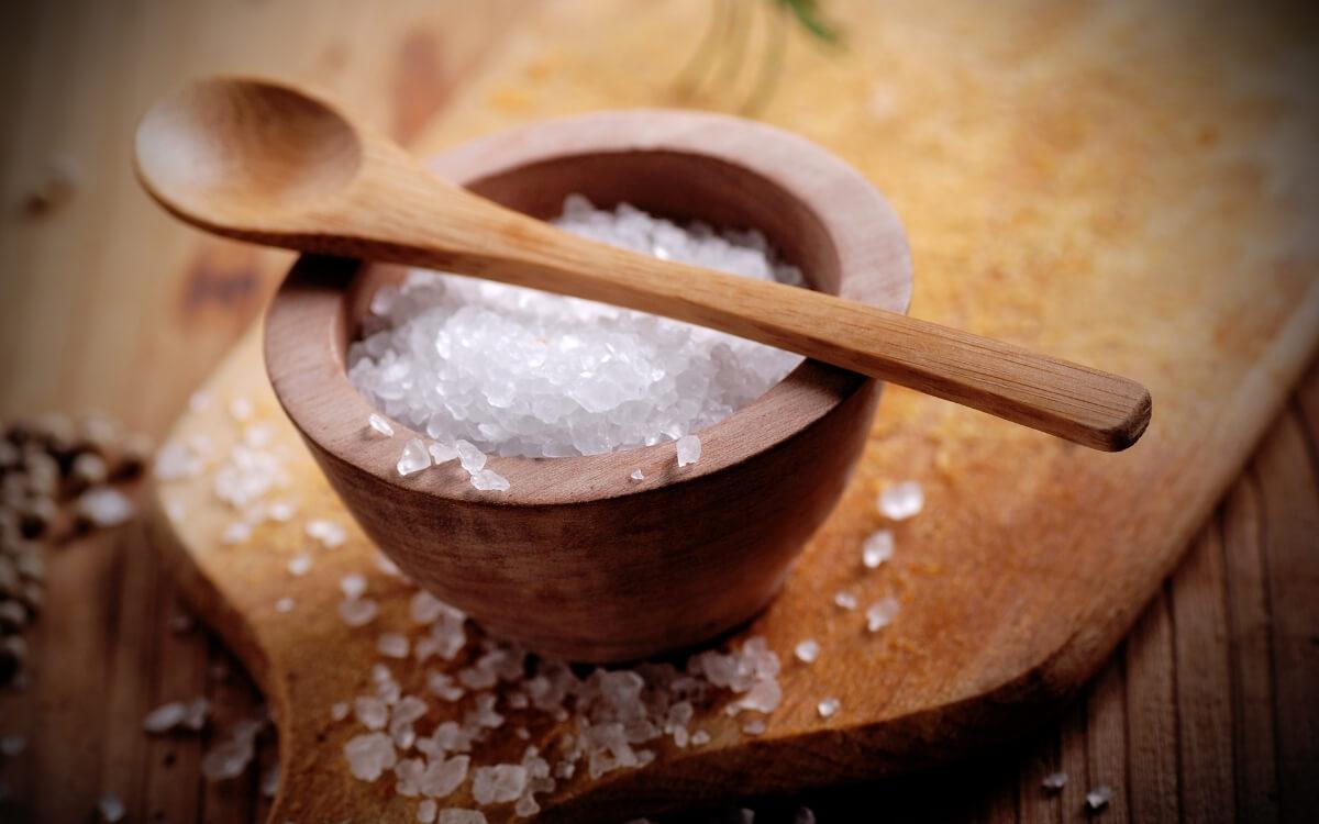 modera il sale
