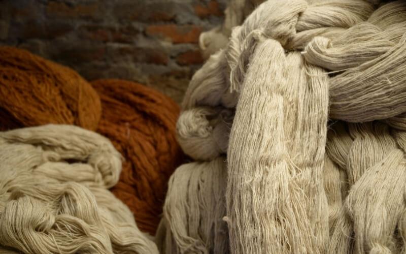 cattivo odore lana