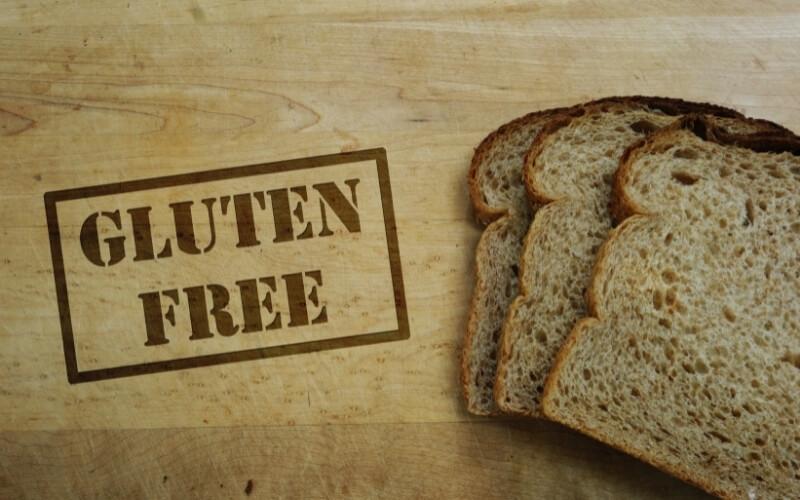 ricetta pane gluten free