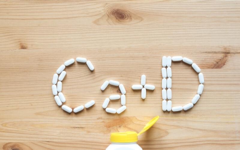 calcio e vitamina d