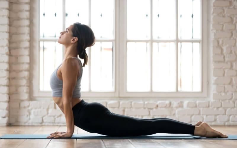 yoga benefici